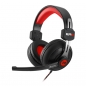 Sharkoon Rush ER2 Headset - 2.0 Stereo - Rot
