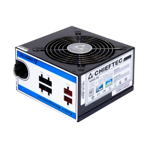 Chieftec CTG-550C 550W - Cablemanagement