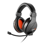 Sharkoon Rush ER3 Headset - 2.0 Stereo - Schwarz/rot