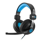 Sharkoon Rush ER2 Headset - 2.0 Stereo - Blau