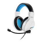 Sharkoon Rush ER3 Headset - 2.0 Stereo - Weiß/blau